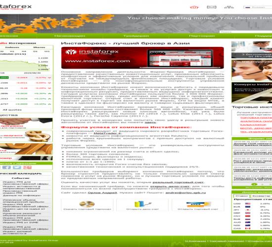 Сайт форекс-трейдинга globex.website